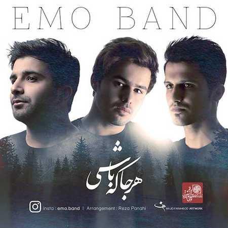 Emo Band Harja Ke Bashi دانلود آهنگ جدید امو باند هرجا که باشی