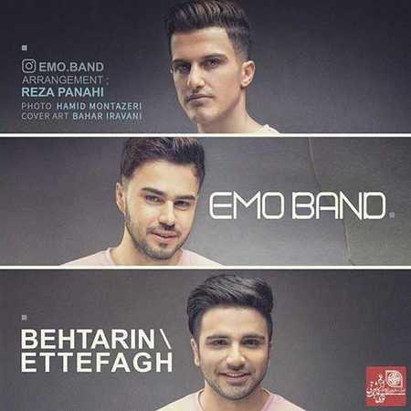 Emo Band Behtarin Ettefagh دانلود آهنگ جدید امو باند بهترین اتفاق