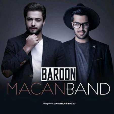 Macan Band Baroon دانلود آهنگ جدید ماکان باند بارون