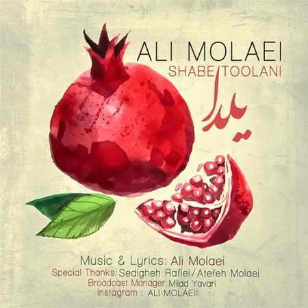 Ali Molaei Shabe Toolani Yalda MP3 دانلود آهنگ علی مولایی شب طولانی (یلدا)