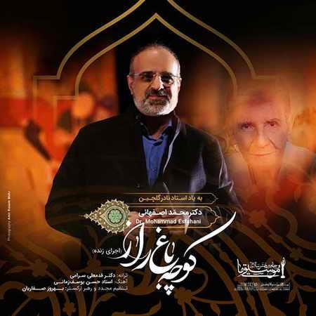 Mohammad Esfahani Kooche Baghe Raaz دانلود آهنگ جدید محمد اصفهانی کوچه باغ راز