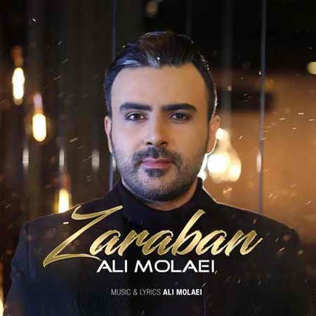 Ali Molaei Zaraban دانلود آهنگ جدید علی مولایی ضربان