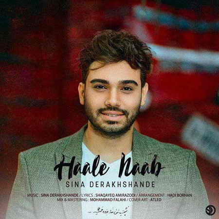 Sina Derakhshande Hale Naab دانلود آهنگ جدید سینا درخشنده ناب