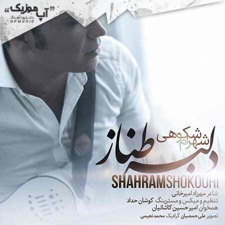 Shahram Shokoohi Delbare Tanaz دانلود آهنگ شهرام شکوهی دلبر طناز