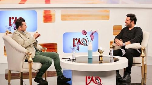arash alizade از دلخوری محمد علیزاده در تلویزیون تا استوری های رضا صادقی