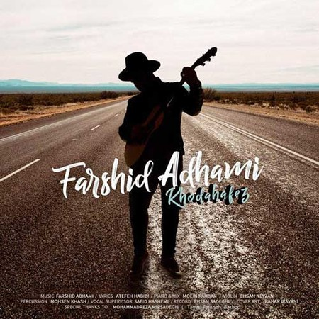 Farshid Adhami Khodahafez دانلود آهنگ فرشید ادهمی خداحافظ