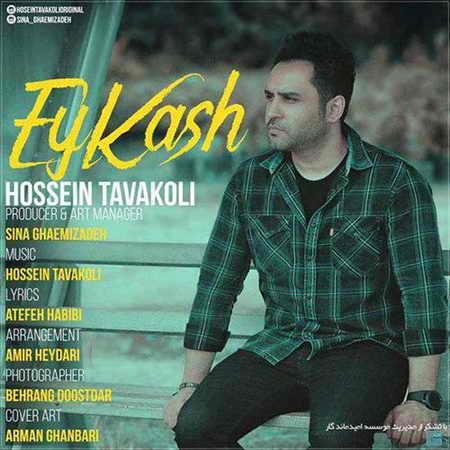 Hossein Tavakoli Ey Kash دانلود آهنگ حسین توکلی ای کاش