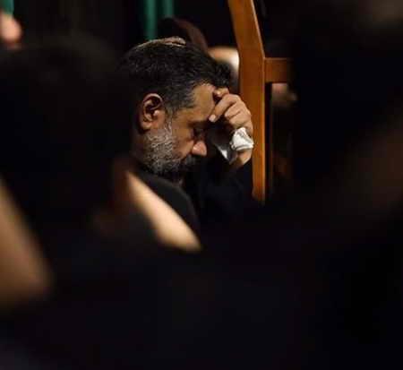 yj دانلود مداحی کی گفته من بابا ندارم حاج محمود کریمی