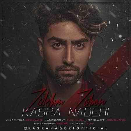 Kasra Naderi Zakhme Zabon Cover Music fa دانلود آهنگ کسری نادری زخم زبون