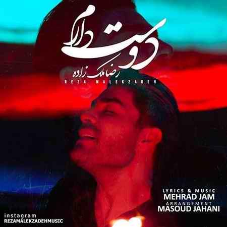 Reza Malekzadeh Dooset Daram دانلود آهنگ رضا ملک زاده دوست دارم