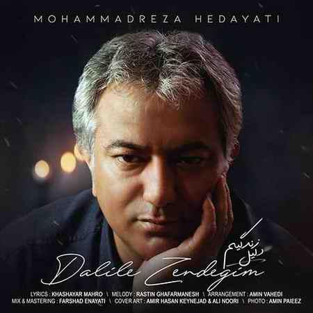 Mohammadreza Hedayati Dalile Zendegim دانلود آهنگ محمدرضا هدایتی دلیل زندگیم