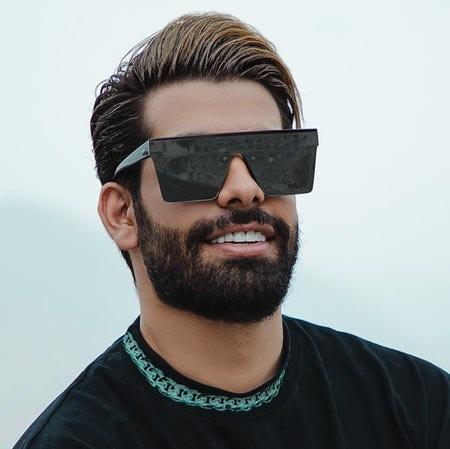 Majid Razavi Asemoon Music fa.com  دانلود آهنگ جدید مجید رضوی آسمون