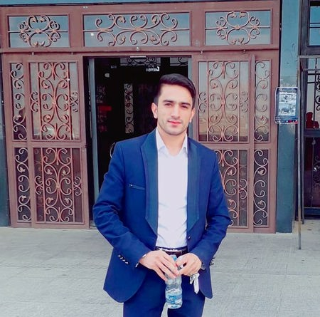 Mohamad Hossein Shafiee Ame In Kie Music fa.com  دانلود نوحه عمه این کیه رو نیزه قرآن میخونه محمدحسین شفیعی