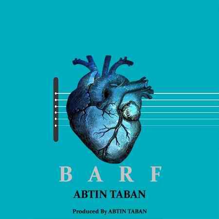 barf cover دانلود آهنگ آبتین تابان برف