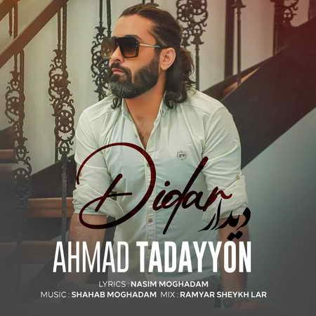 Ahmad Tadayon Didar Music fa.com  دانلود آهنگ احمد تدین دیدار
