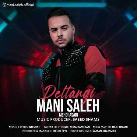 Mani Saleh Deltangi دانلود آهنگ مانی صالح دلتنگی