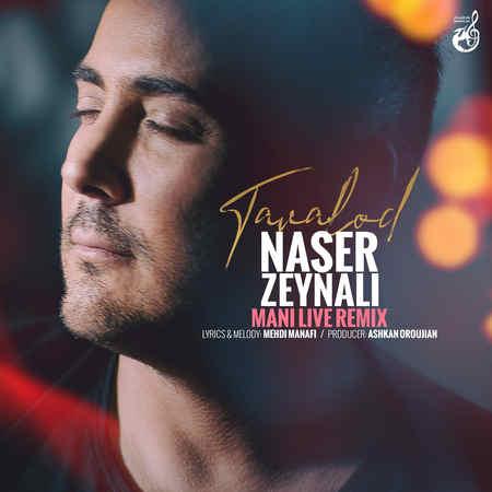 Naser Zeinali Remix Tavalod دانلود ریمیکس ناصر زینعلی تولد