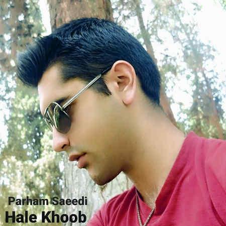 Parham Saeedi Hale Khoob دانلود آهنگ پرهام سعیدی حال خوب